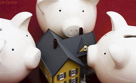 U stavebního spoření roste zájem o úvěry, smlouvy táhnou méně