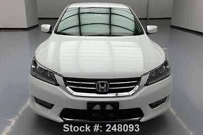 nice 2014 Honda Accord SPORT SEDAN AUTO BLUETOOTH - For Sale View more at http://shipperscentral.com/wp/product/2014-honda-accord-sport-sedan-auto-bluetooth-for-sale/