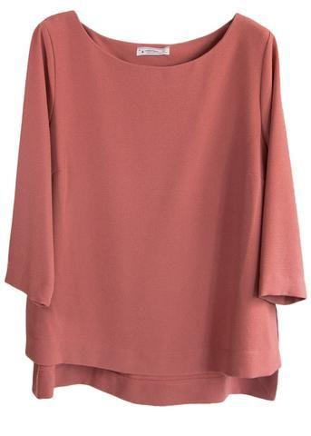 Ottod'ame Bluse rosa DC3489 Mughetto Camicia - Phard – Acorns