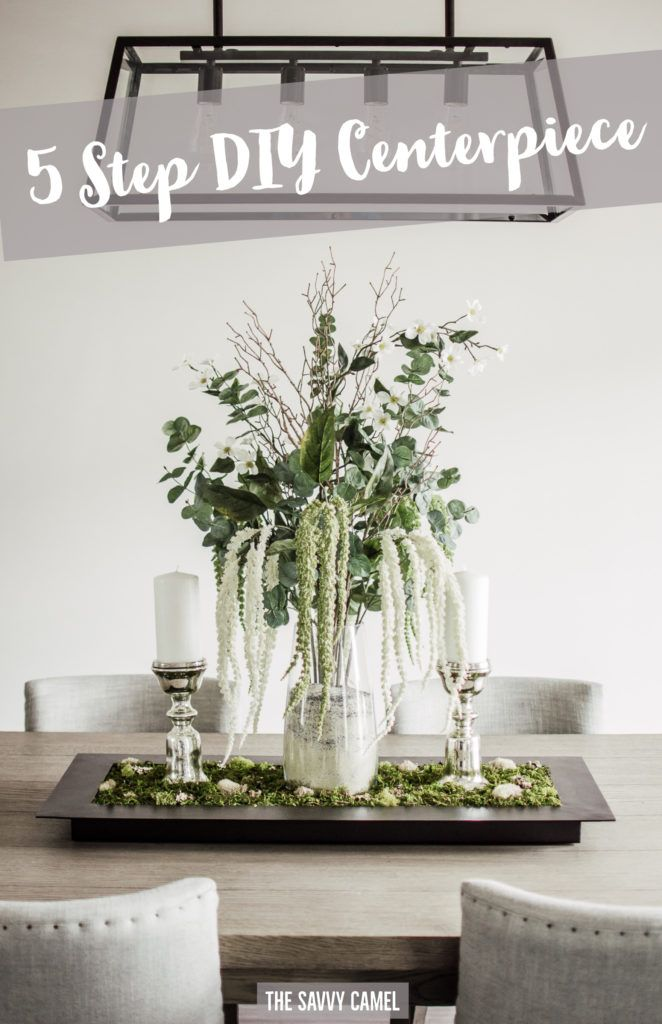 Pin By Allison Hodges On Thanksgiving Dining Room Table Centerpieces Dining Room Centerpiece Diy Dining Room Table