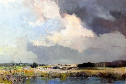Errol Boyley:  Approaching Storm