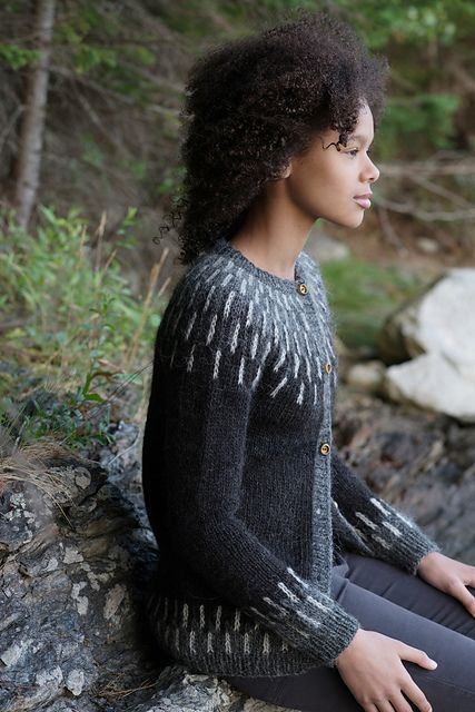 452 best Fair Isle/Stranded Sweaters images on Pinterest | Knit ...