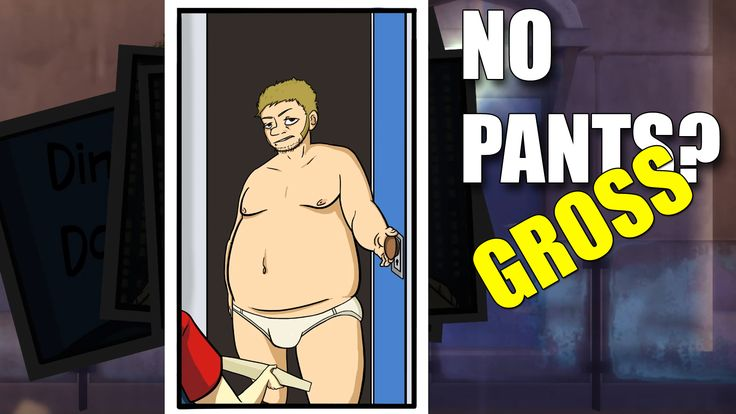 No Pants? Ninja Pizza Girl Gameplay https://youtu.be/7iQHawTLKRg