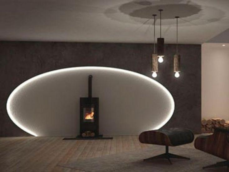 20 besten Küchen Bilder auf Pinterest Abgehängte decke - led deckenbeleuchtung wohnzimmer