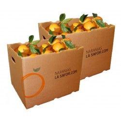 NARANJAS DE ZUMO  Porque el tamaño no importa.  Las naranjas de zumo son más pequeñas que las naranjas de mesa pero están riquísimas igualmente.   Entra en nuestra tienda y comprar naranjas online en www.naranjaslasafor.com