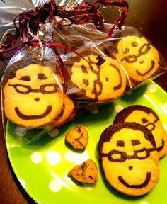 やっぱり父の日は似顔絵クッキー♪父の日手作りプレゼントアイデア