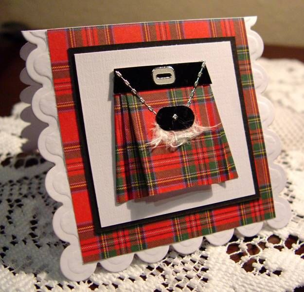 RAK ~Christina's Kilt~ by patsmethers - Cards and Paper Crafts at Splitcoaststampers