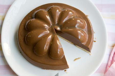 Ζελέ σοκολάτας - Γρήγορες Συνταγές | γαστρονόμος online
