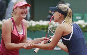 Чемпионки US Open — 2014 Макарова и Веснина не сыграют в паре на US Open — 2015 - 01.09.2015 - Теннис - @ SPORT.RU