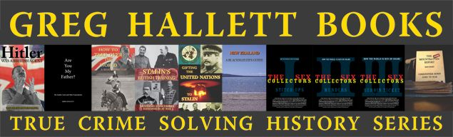 Greg Hallett Books