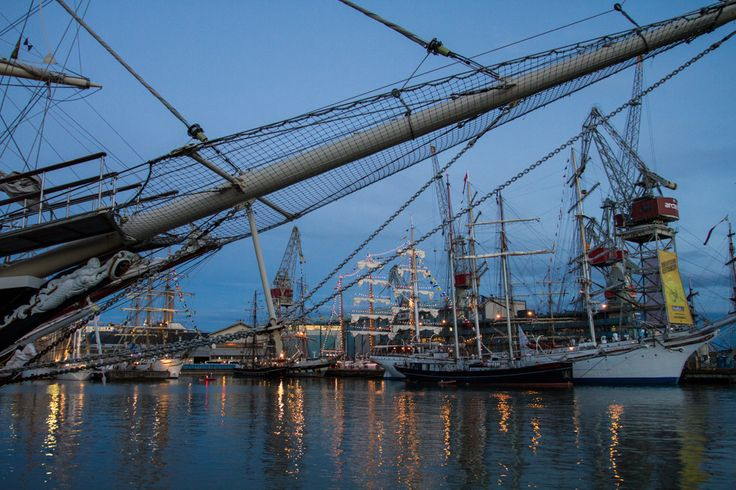 Tall Ships Races, Helsinki, July 2013, pic - propluto.kuvat.fi by Heikki Rantala