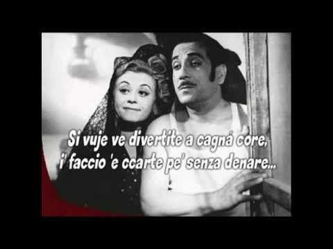"""Ivano e Ilenia InCanto : """" A tazza 'e cafè""""  testo ; canzone napoletana del 1918 ."""