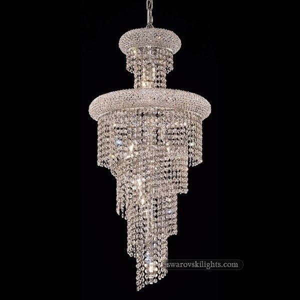 25 best staircase crystal chandeliers images on pinterest 387016staircase crystal chandelierszhongshan sunwe lighting coltd we specialize in making swarovski crystal aloadofball Choice Image