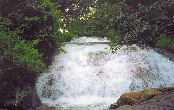 Mandala Falls, Zomba Plateau