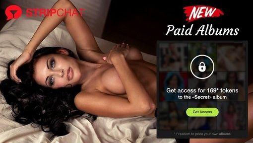 Stiri videochatforums.ro -Stripchat intriduce albumele platite