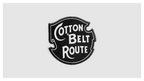 Railroad company logo design evolution