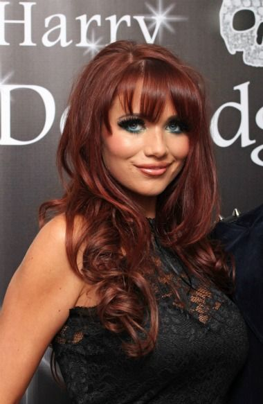 Amy Childs....hair ideas