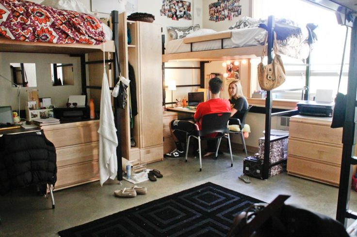 Some University of Oregon freshmen are having a new dorm experience this year — the kind with two roommates instead of one. The UO now offers a triple-dorm option.