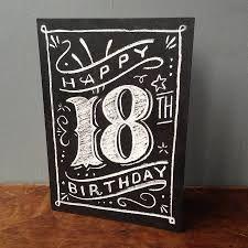 Resultado de imagen para 18th birthday cards
