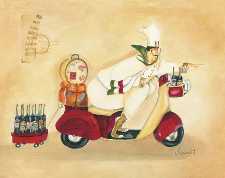 108 best jennifer art images on Pinterest | Chefs, Jennifer o\'neill ...