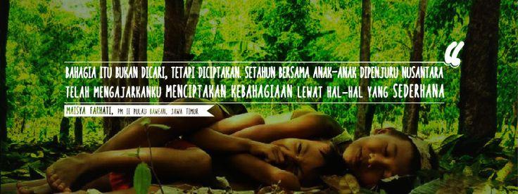 Bahagia itu diciptakan...