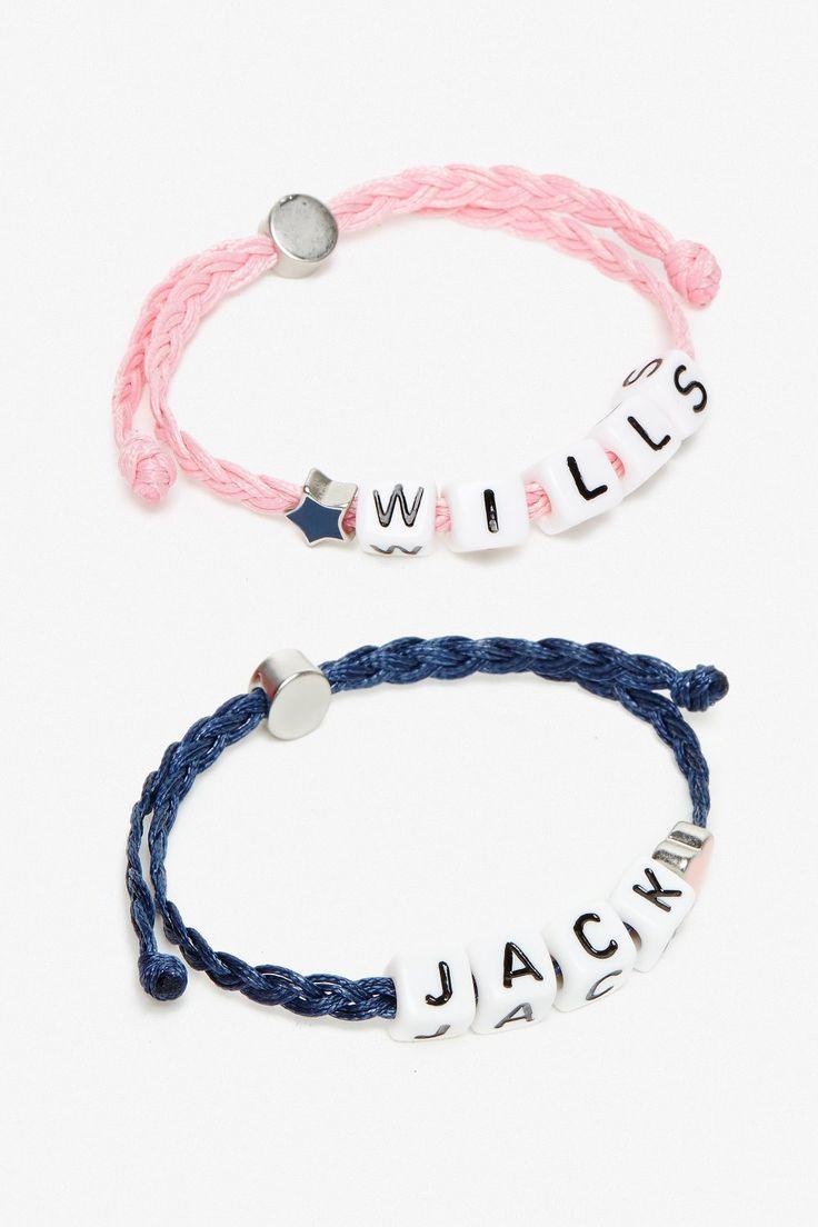 The Currock Best Friend Bracelets | Jack Wills