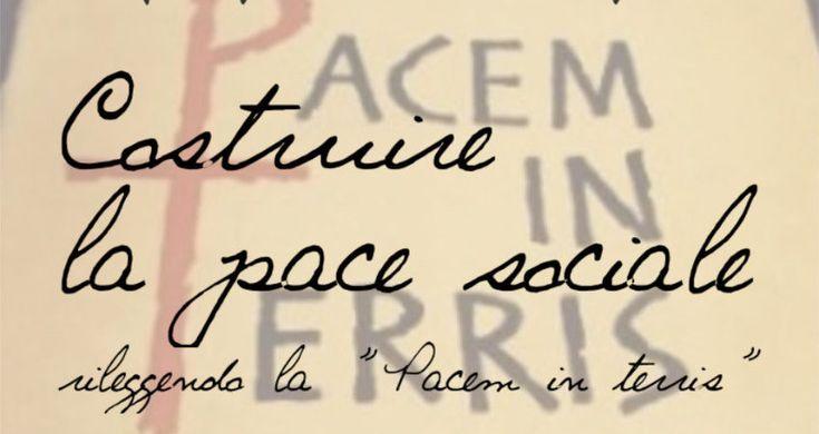 """""""Costruire la pace sociale"""" nel salone della Parrocchia del Sacro Cuore di Crotone - Il Movimento Vivere In ha organizzato, in collaborazione con la Parrocchia del Sacro Cuore, l'incontro sul tema: Costruire la pace sociale come stile di convivenza civile – rileggendo l'enciclica Pacem in Terris 0 visite   - http://www.ilcirotano.it/2018/03/05/costruire-la-pace-sociale-nel-salone-della-parrocchia-del-sacro-cuore-di-crotone/"""