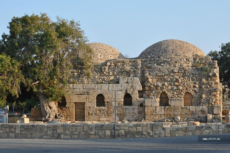 Кипр, Пафос в августе безмашинным способом с трехлетним ребенком. Страшно?:)