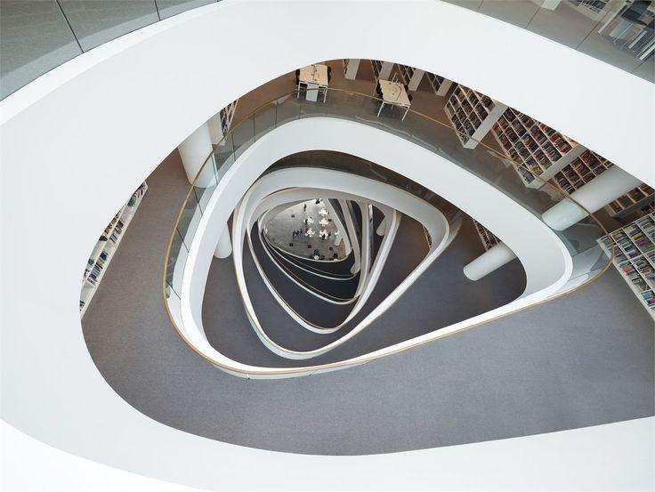 #Aberdeen University #Library - #UnitedKingdom