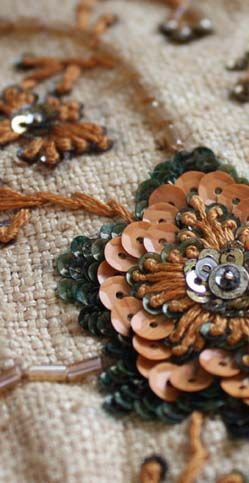 broderie haute couture: