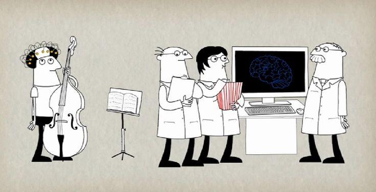 MÜZİSYENİN BEYNİ NASIL ÇALIŞIR? Doktorasını Melbourne Üniversitesinde nöroloji ve müzik eğitimi üzerine yapan Anita Collins, müzik dinlerken ve bir müzik aleti çalarken beynimizde olup bitenleri yaklaşık 5 dakikalık bir videoya sığdırarak anlatmayı başarmış.