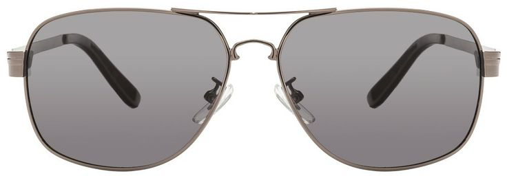 Vincent Chase VC 5123 Gunmetal Grey 5050 Aviator Men's Polarized Sunglasses Rs.499.00