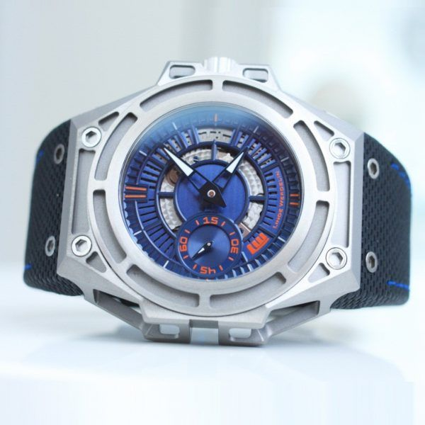 SpidoLite Titanium Blue – Projekt-8