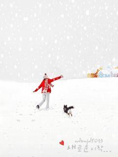【温暖的冬季】