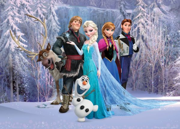Decorezi cu fototapet Disney camera copilului? 5 personaje iubite