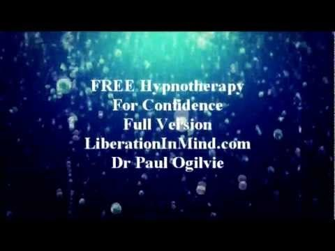 Self confidence and self esteem hypnotherapy. 25 min