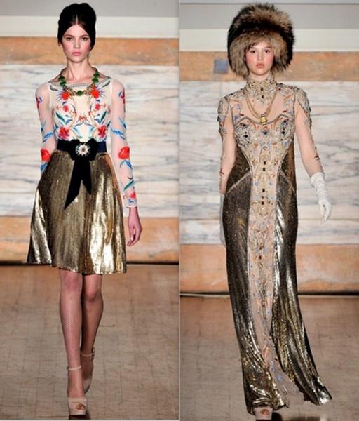 London Fashion Week: Temperley London