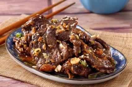 Beef bulgogi, hidangan istimewa untuk jamuan makan malam. Yuk lihat resepnya.