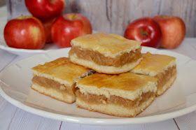 Citromhab: Almás kelt pite