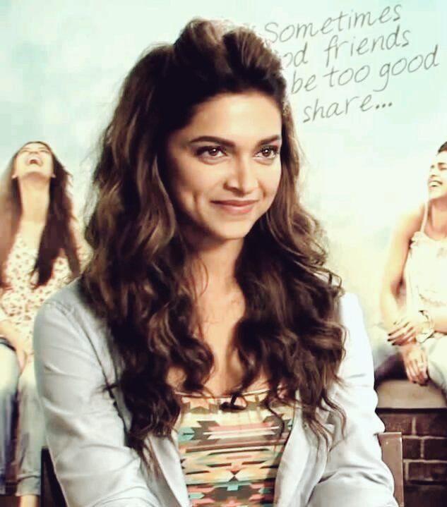 my goddess, Deepika!