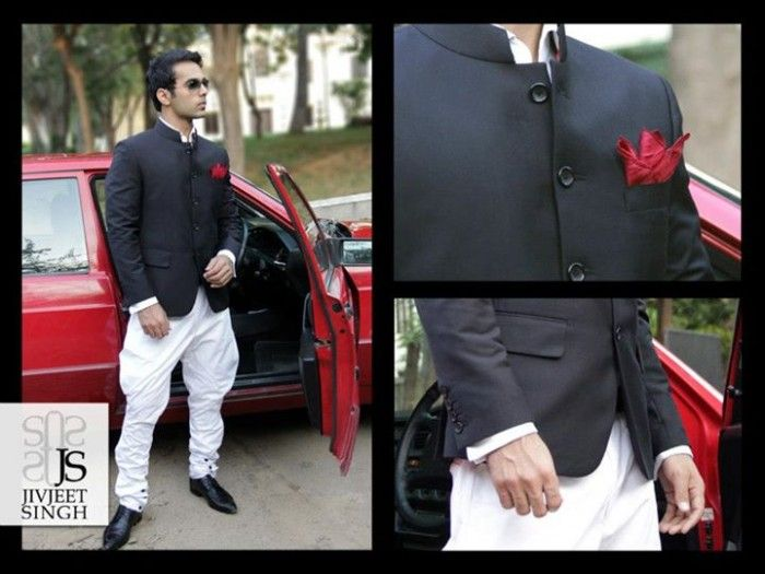 Indian Groom Wear - Jodhpuri Pants | WedMeGood #wedmegood
