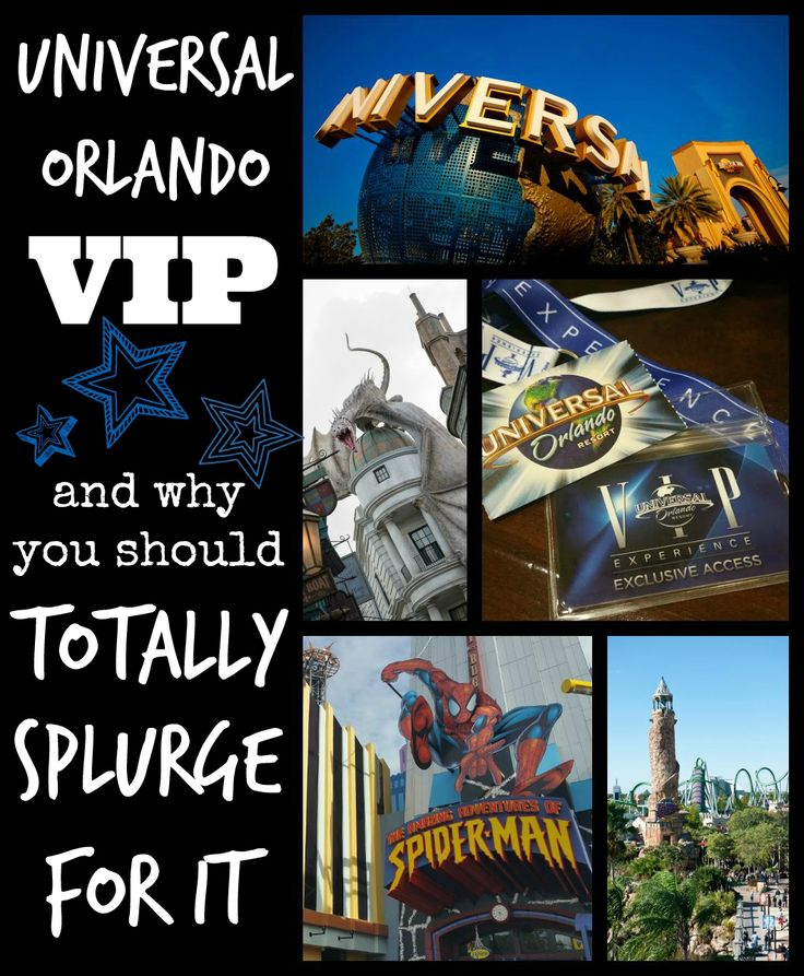The comparisons to a regular experience and a VIP one at Universal Studios Orlando. Compares both VIP tours with hotel, meals to regular tickets with hotel and food. See the results! You'll be surprised!