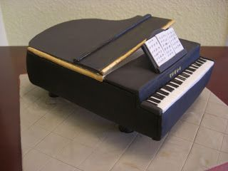 Las Tartas de Chari: Clase de piano