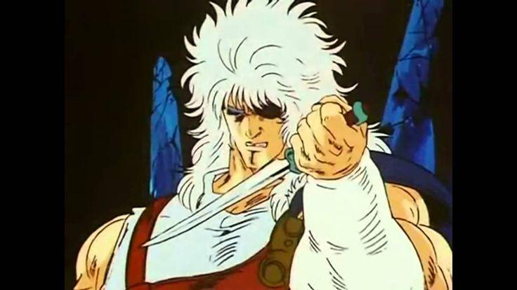 """""""Hokuto Oh Ken"""" Un'altra fantastica espressione di stupore giapponese."""