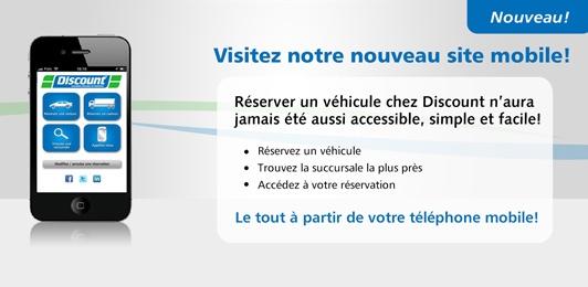 Location de voiture Québec | Discount Location d'autos et camions
