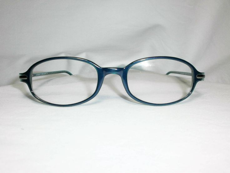 Sting Italy, oval, eyeglasses, frames, men's, women's, unisex, hyper vintage by FineFrameZ on Etsy