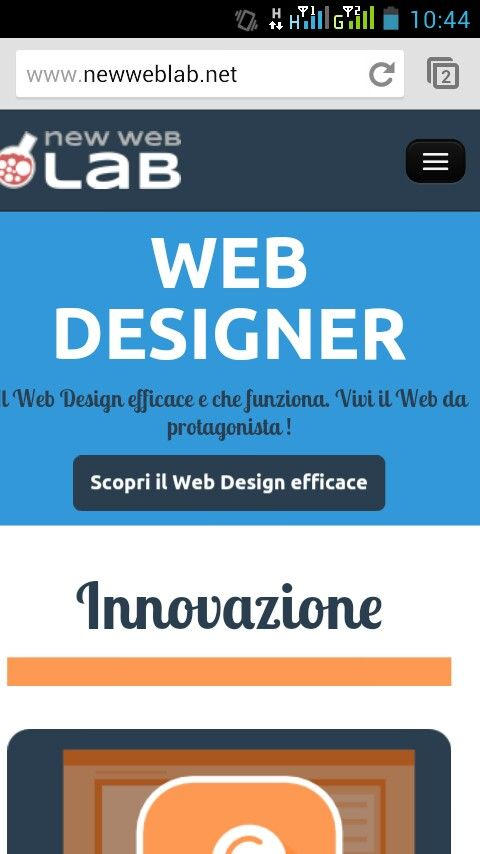 Web Design a Sassari, Sardegna (Italy) Responsive templates and themes