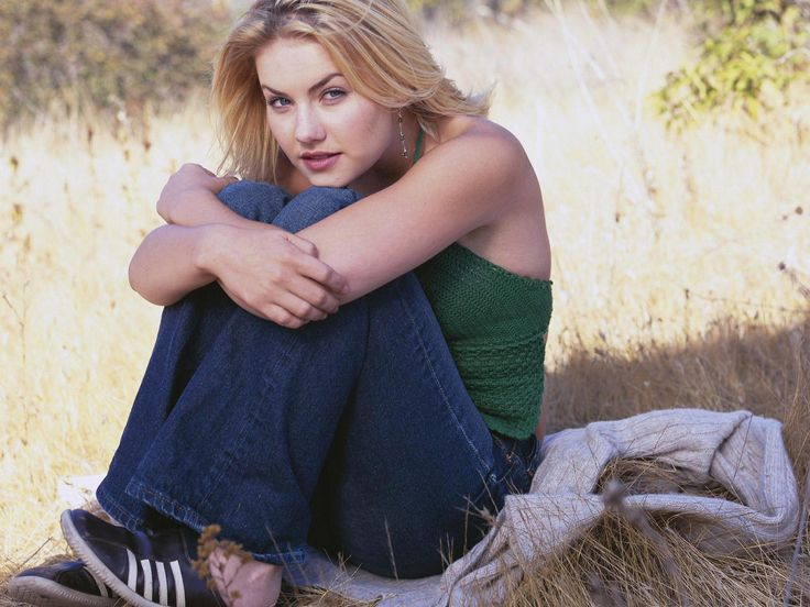 Elisha Cuthbert Cell Phone Image. Tags: amazing, bare, barefoot style, blonde, b…