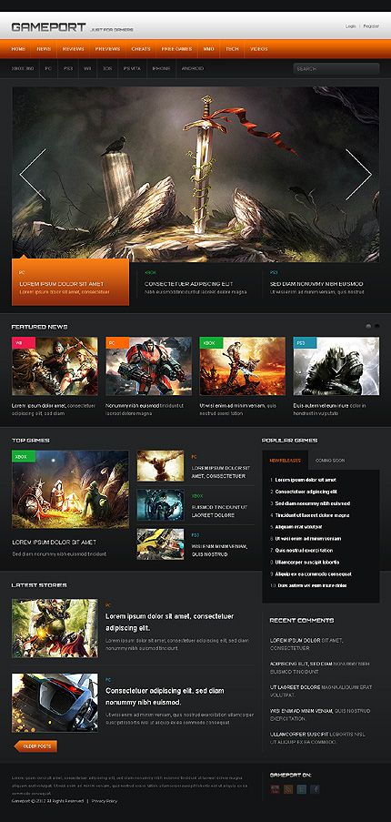 87 best images about Gaming Website on Pinterest