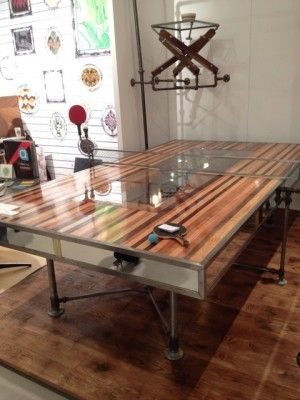 1000 Ideas About Ping Pong Table On Pinterest